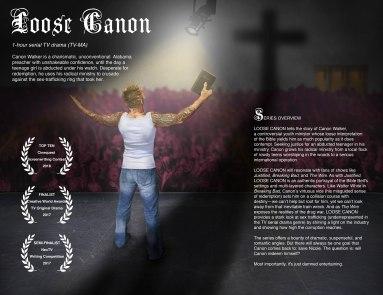 Loose Canon (TV-MA) 1-hr Serial Drama